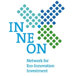Logo INNEON Eco-Innovation infographic